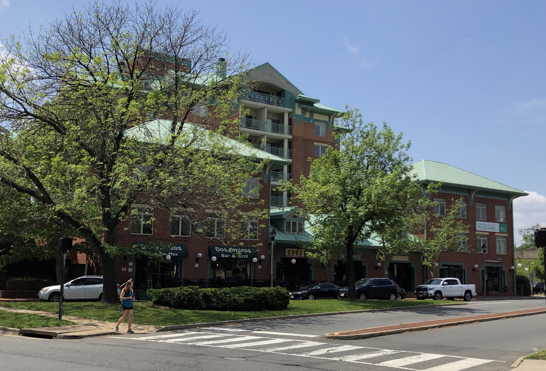 515-535 E Braddock Rd, Fairfax, VA Commercial condominium interest for sale