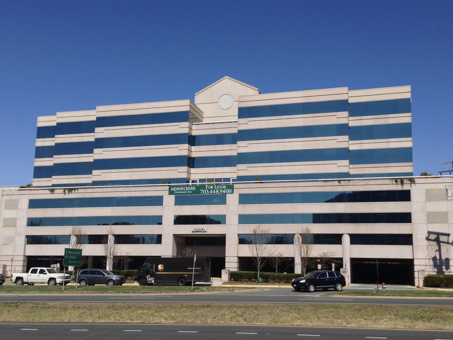 8230 Leesburg Pike in Tyson Corners VA Office Space for Lease